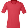 Norrøna M's Wool T-Shirt Jester Red